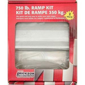 Ramp Plates 1 / 4in Alum 750lb p