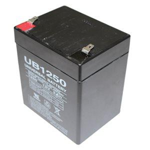 Battery 12V Sealed 4x 3.5x2.75