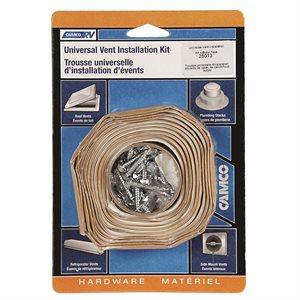 Vent Install Kit w / Butyl Tape