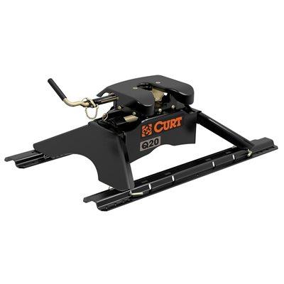 5th Wheel 20K Q20 w / Rails (kit)