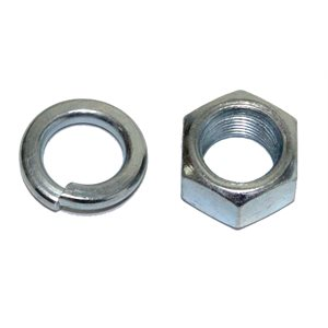 Nut Ball 3 / 4in & Washer