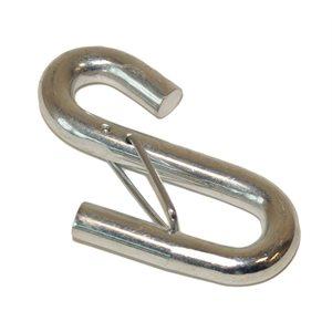 Hook S 13 / 32in w / Wire Latch
