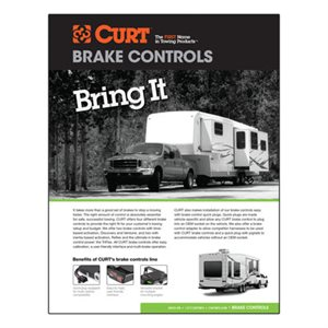 Brochure Brake Controls Displa