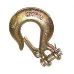 Hook Clevis w / Latch 1 / 4in G43