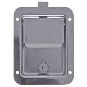 Latch Flush Std Lk w / Cyl&Key