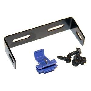 for the P3 Brake Control Tekonsha P3 Plastic Mounting Pocket /& Metal Bracket