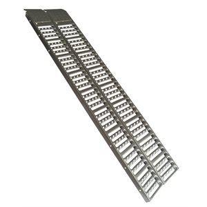 Ramp 9in x 72in Steel 1000 Lbs Capacity  Per Pair
