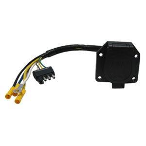 Adapter 4-Way to 7-Way RV
