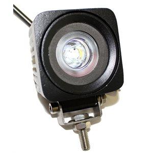 Light Work LED Square  2.5in 10 Watt
