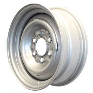 Wheel 16x6 655 OEM Slv
