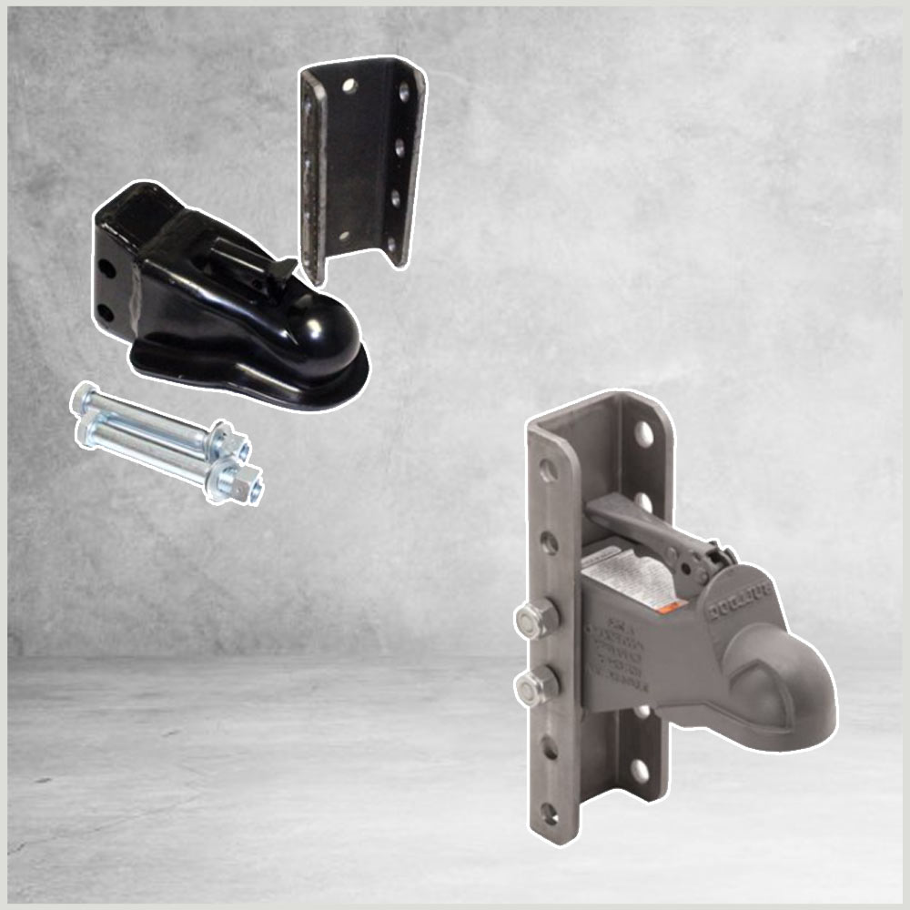 Adjustable Couplers With Channel