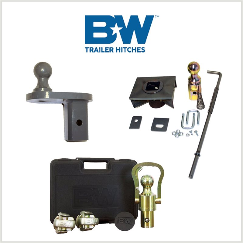 B&W Gooseneck & Adapters