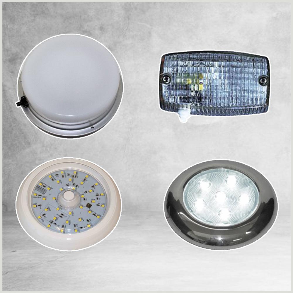 Dome & Interior Lights