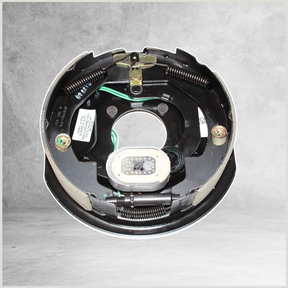 Electric Backing Plate 10in x 2-1/4in