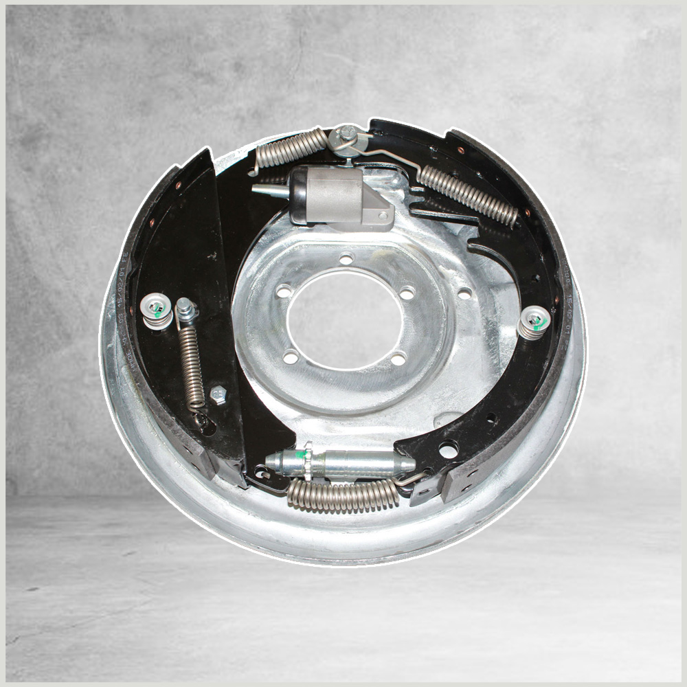 Hydraulic Backing Plate 12in x 2in