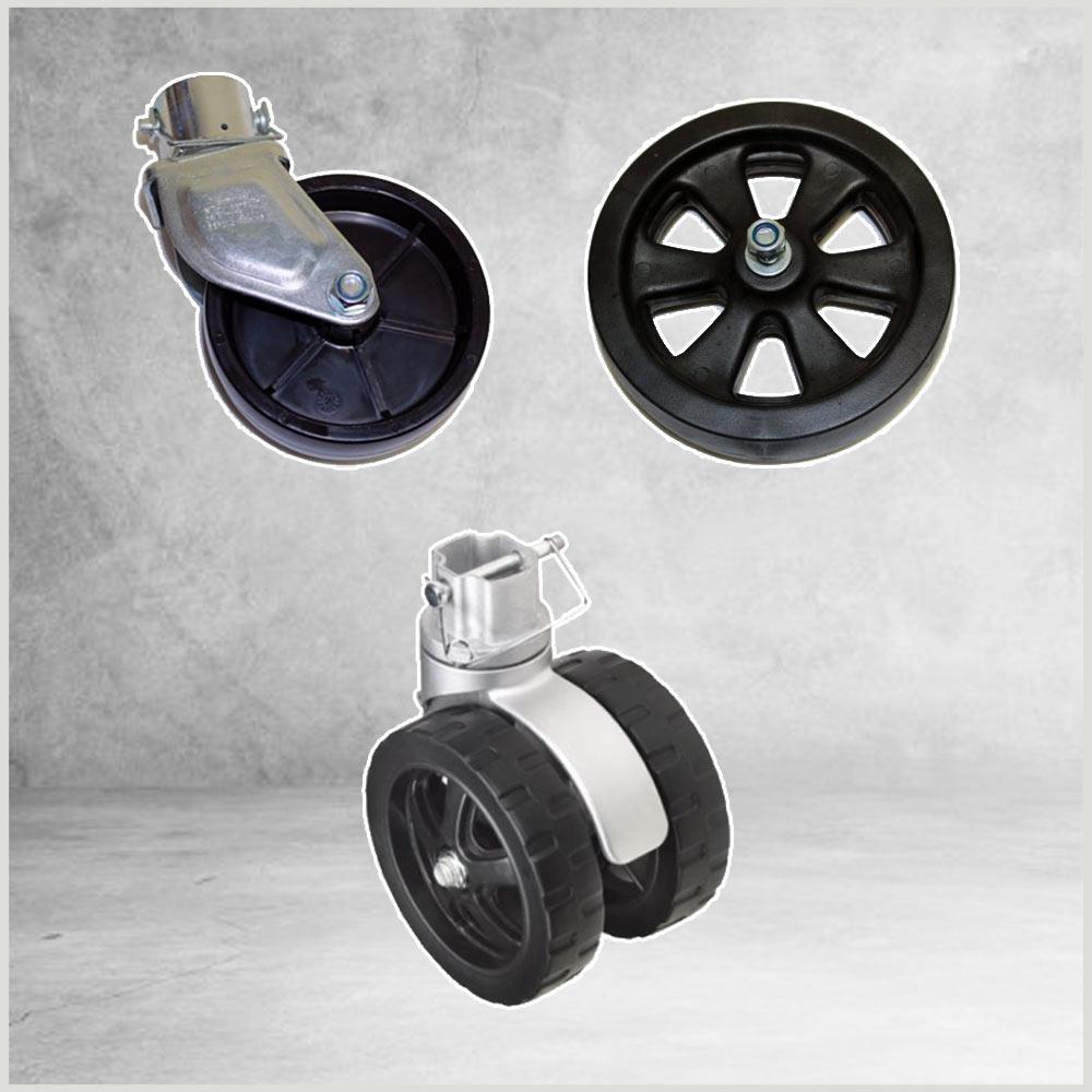 Jack Caster Wheels