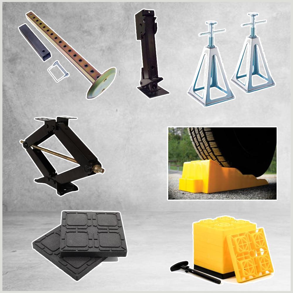 Stabilizers & Scissor Jacks