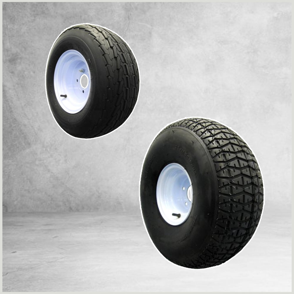 Tire Wheel Combos 10 in.