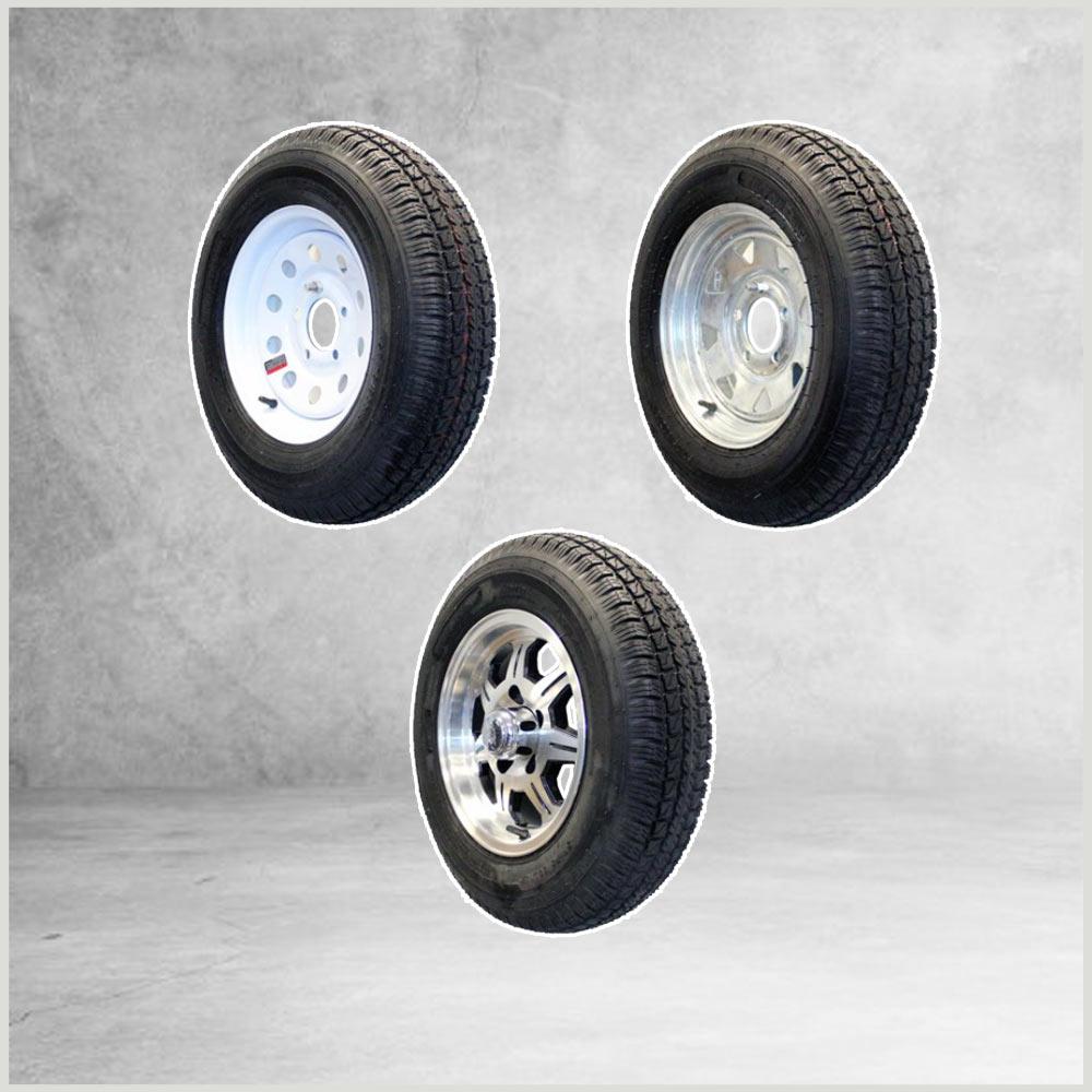 Tire Wheel Combos 13 in.