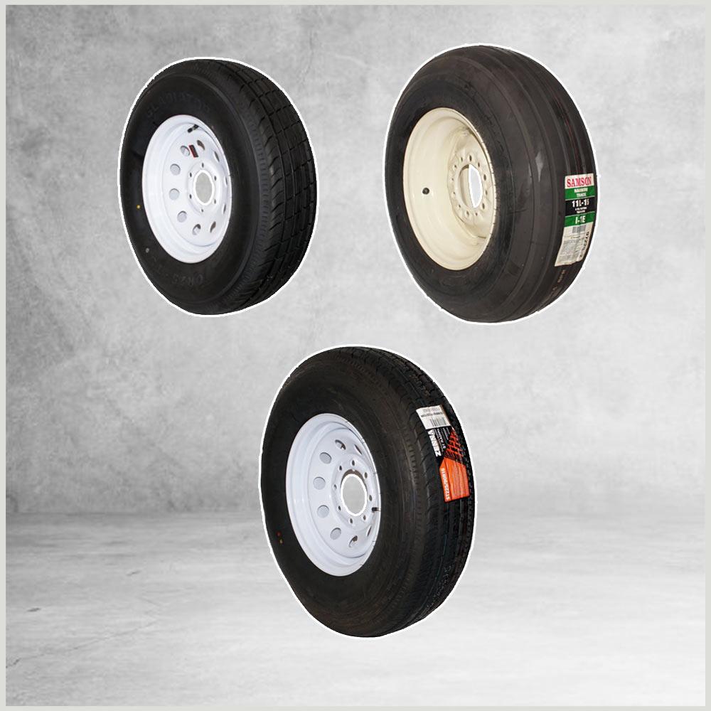 Tire Wheel Combos 16 in.