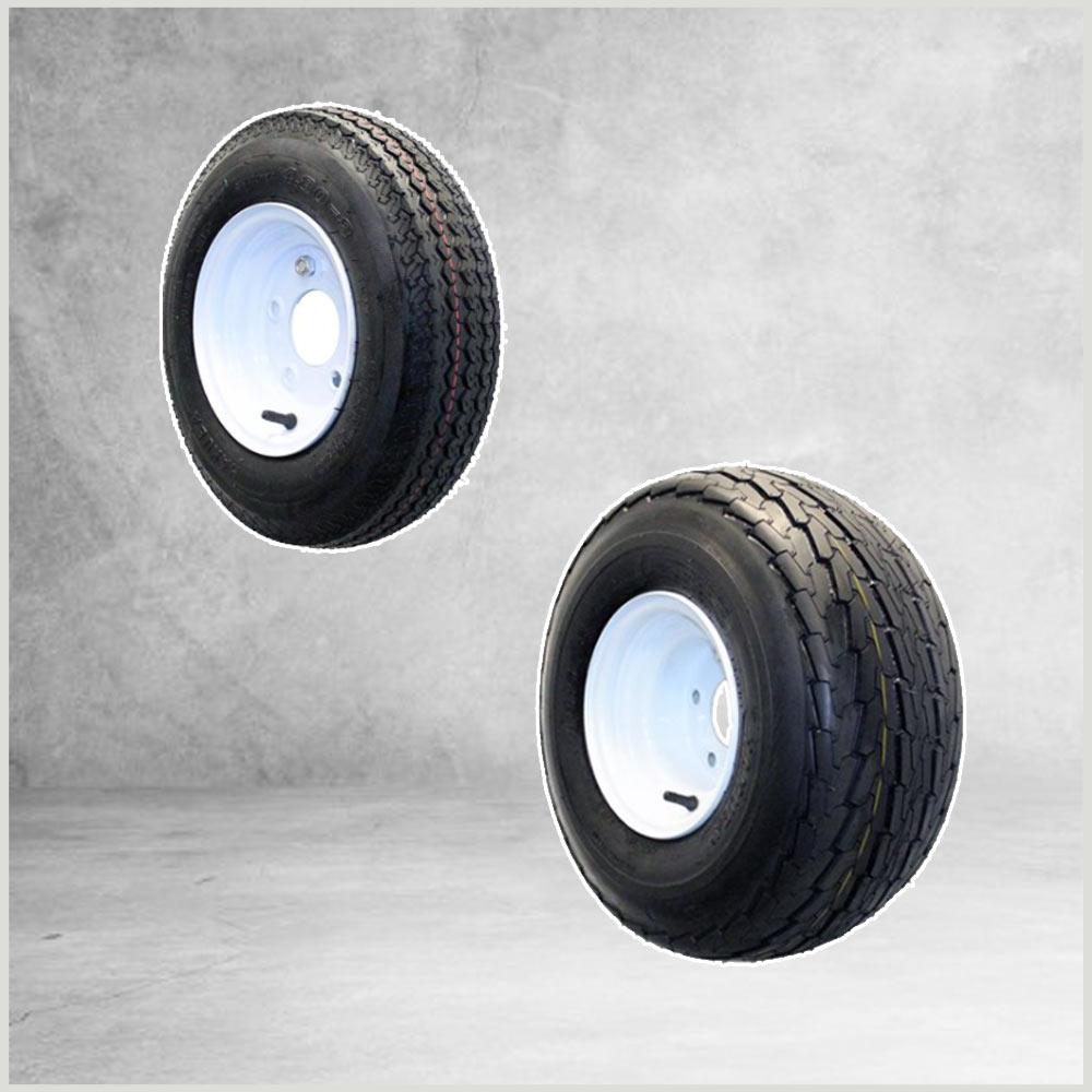Tire Wheel Combos 8 in.