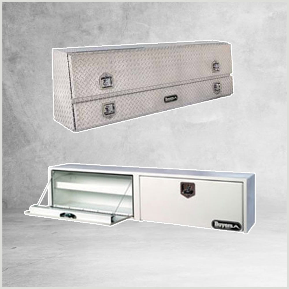 Topside Tool Boxes