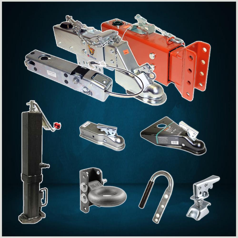 Couplers, Actuators & Components