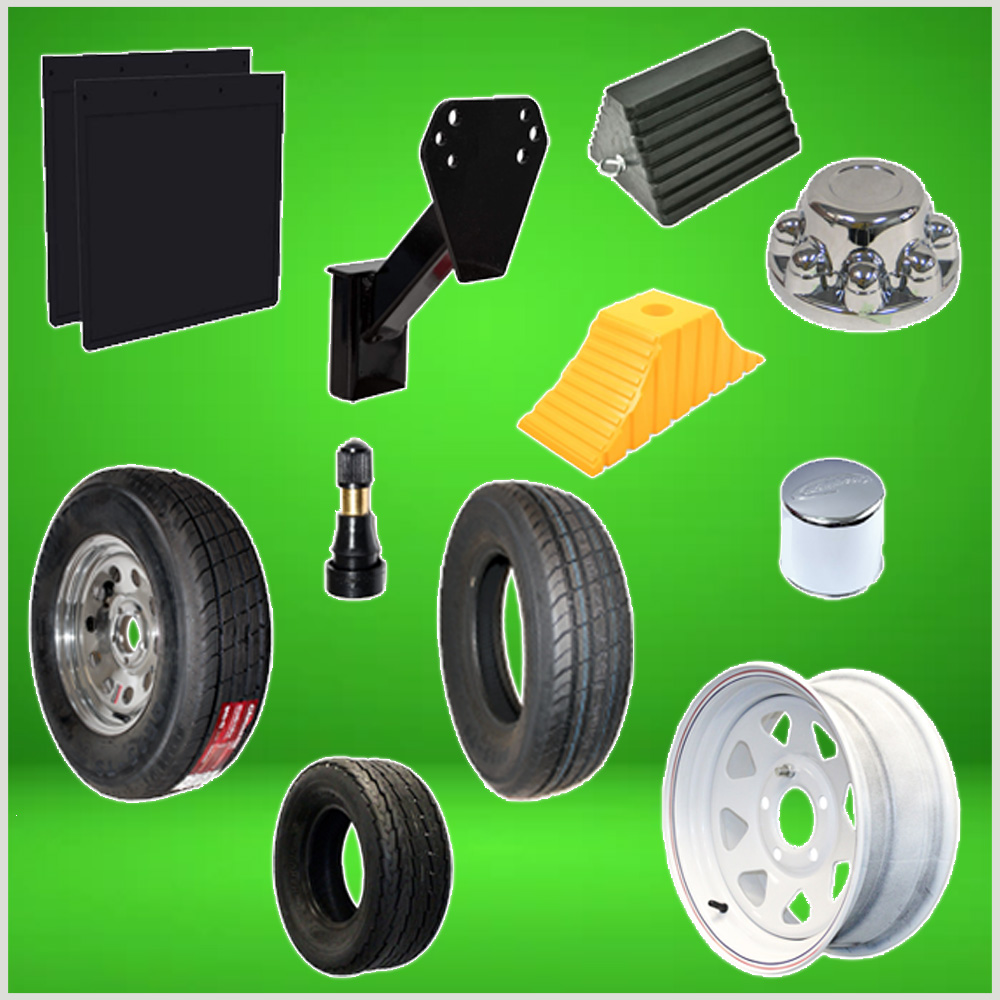 Tire, Wheels & Components