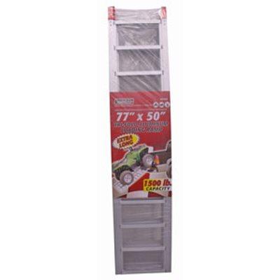 (WSL)Ramp 50in x 77in Tri Fold Alum
