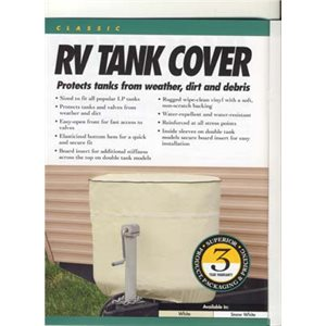 (WSL) Cover RV Tank 20-5 Gallon