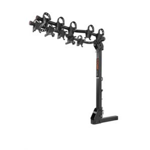Carrier 5-Bike Hitch Mounted