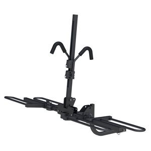 Carrier 2-Bike Hitch Mounted