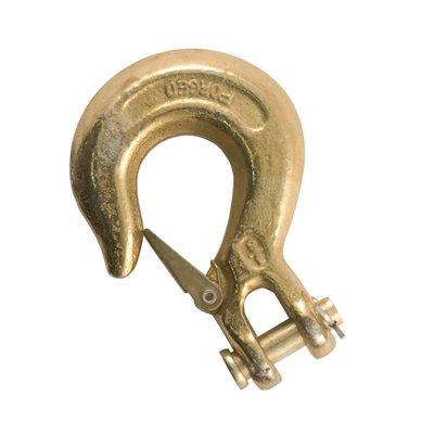 Hook Clevis Slip 3 / 8 w / Latch