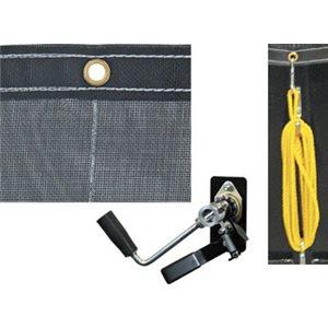 Tarp Roll 7.5ft x 15ft Kit