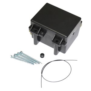 Break-Away Battery Box w / Hardw