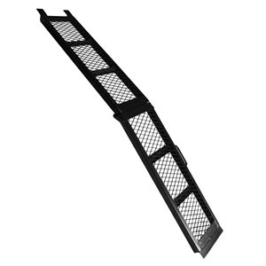 (WSL) Ramp 11in x 78in Folding  Steel 500 LBS Capacity