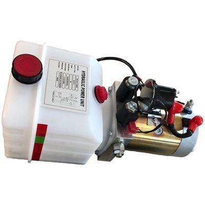 Dump Trailer Hoist Hydraulic Power Unit