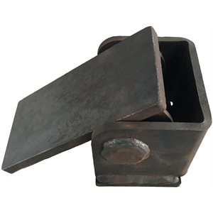 Dump Trailer Hoist Hinge Medium Duty