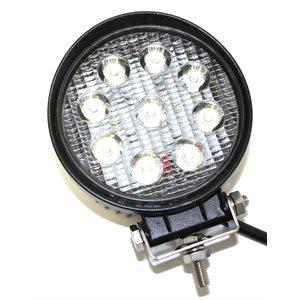 Light Work LED Round 4in 27 Watt